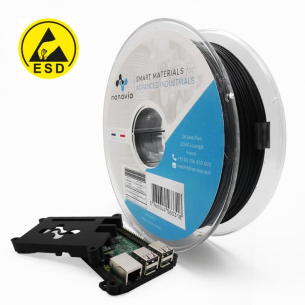 ABS ESD Nanovia (anti électricité statique) - 1.75mm - 500 g