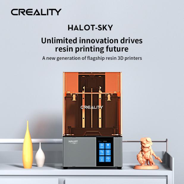 Imprimante 3D Creality Halot-SKY CL-89 (5)