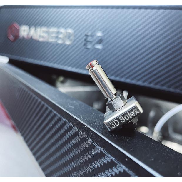 3DSolex Timeslicer Hotend Standard for Raise3D E2 (0.40-0.80)
