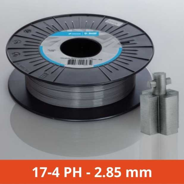 Ultrafuse 17-4 PH BASF - 2.85mm - 1 kg