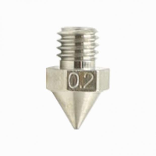 Raise3D Pro2 / E2 - Buse renforcée V3 0.2 mm