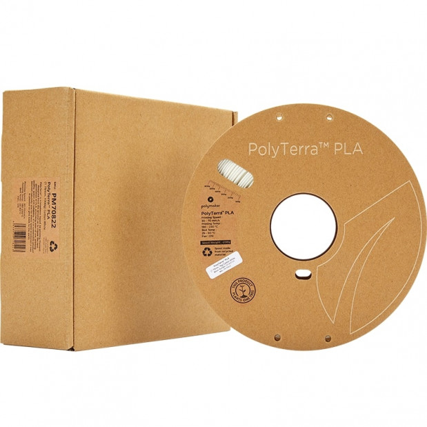 PolyTerra_PLA_Blanc coton_1.75mm_5