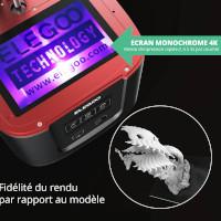 Elegoo Mars 3 - Écran LCD 4K