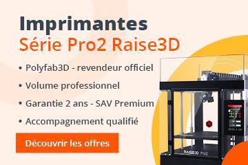 Imprimantes Raise3D