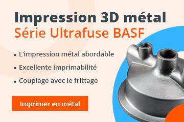 Ultrafuse BASF Metal Filament