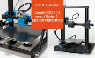 CR10 V3 versus Ender 3 Creality