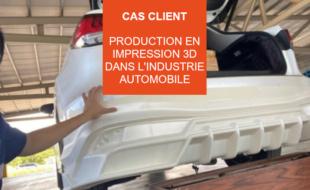 impression 3d industrie automobile