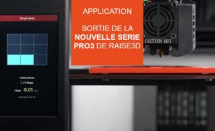 annonce raise3d pro3