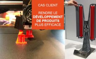 developpement produit raise3d