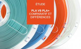 pla vs pla+ comparatif differences